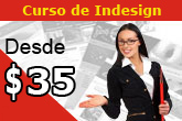 Curso de Indesign a distancia, virtual